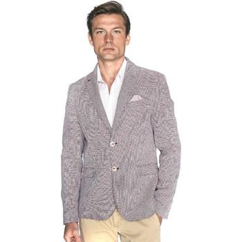 Textil Homem Casacos/Blazers Gaudi 811FU35037 Vermelho