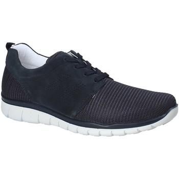 Sapatos Homem Sapatilhas IgI&CO 1116100 Azul