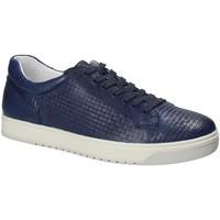 Sapatos Homem Sapatilhas IgI&CO 1125 Azul