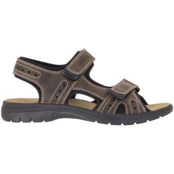 Sapatos Homem Sandálias desportivas Enval 1213922 Bege