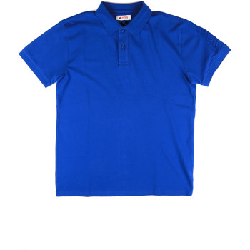 Textil Homem Polos mangas curta Invicta 4452172/U Azul