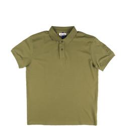 Textil Homem Polos mangas curta Invicta 4452172/U Verde
