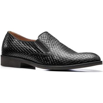 Sapatos Homem Mocassins Stonefly 110763 Preto