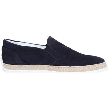 Sapatos Homem Slip on Triver Flight 997-01 Azul