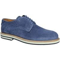Sapatos Homem Sapatos Exton 671 Azul