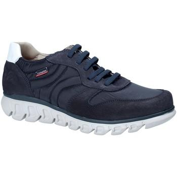 Sapatos Homem Sapatilhas CallagHan 12903 Azul