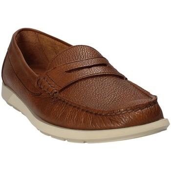 Sapatos Homem Mocassins Maritan G 460390 Castanho