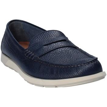 Sapatos Homem Mocassins Maritan G 460390 Azul