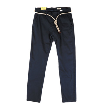 Textil Homem Chinos Impure ALEX-215 Azul