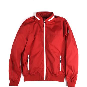 Textil Homem Jaquetas Key Up 270KJ 0001 Vermelho