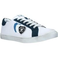 Sapatos Homem Sapatilhas Beverly Hills Polo Club BH-3011 Branco