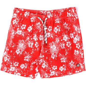 Textil Homem Fatos e shorts de banho Key Up 2M09X 0001 Vermelho