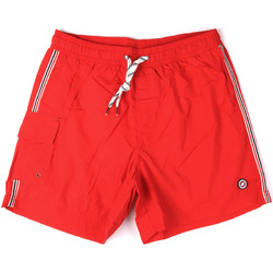 Textil Homem Fatos e shorts de banho Key Up 2H16X 0001 Vermelho