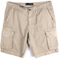 Textil Homem Shorts / Bermudas Key Up 2P16A 0001 Cinzento