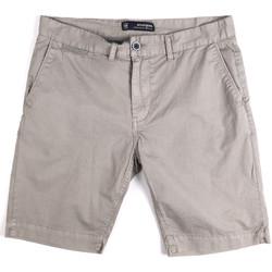 Textil Homem Shorts / Bermudas Key Up 265PA 0001 Cinzento