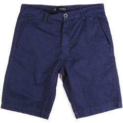 Textil Homem Shorts / Bermudas Key Up 2A01P 0001 Azul