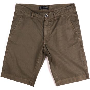 Textil Homem Shorts / Bermudas Key Up 2A01P 0001 Castanho