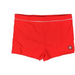 Textil Homem Fatos e shorts de banho Key Up 2S27L 0001 Vermelho