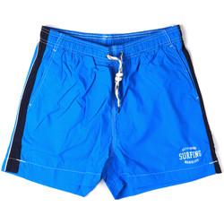 Textil Homem Fatos e shorts de banho Key Up 2H17X 0001 Azul
