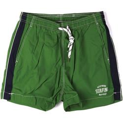Textil Homem Fatos e shorts de banho Key Up 2H17X 0001 Verde