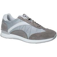 Sapatos Homem Sapatilhas Exton 661 Cinzento