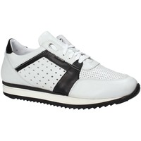 Sapatos Homem Sapatilhas Exton 558 Branco