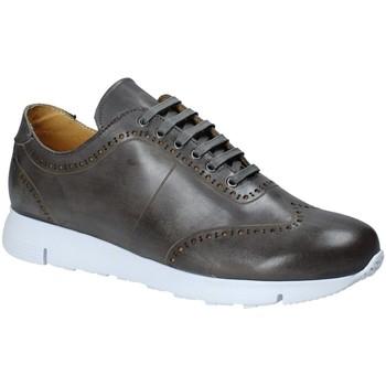 Sapatos Homem Sapatilhas Exton 333 Cinzento