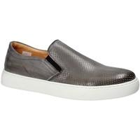 Sapatos Homem Slip on Exton 515 Cinzento