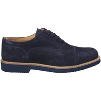 Sapatos Homem Richelieu Exton 9196 Azul
