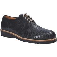 Sapatos Homem Sapatos Exton 886 Preto