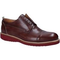Sapatos Homem Sapatos Exton 881 Castanho