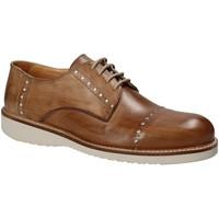 Sapatos Homem Sapatos Exton 883 Castanho
