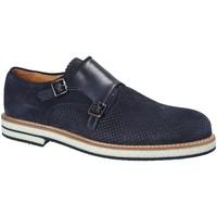Sapatos Homem Sapatos Exton 673 Azul