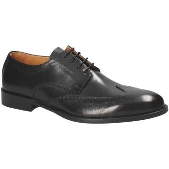 Sapatos Homem Sapatos Exton 1372 Preto