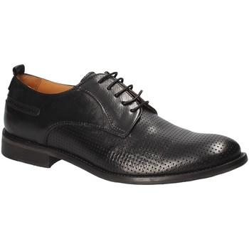 Sapatos Homem Sapatos Exton 9430 Preto