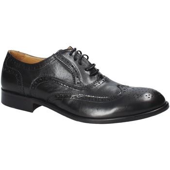 Sapatos Homem Sapatos Exton 5352 Preto