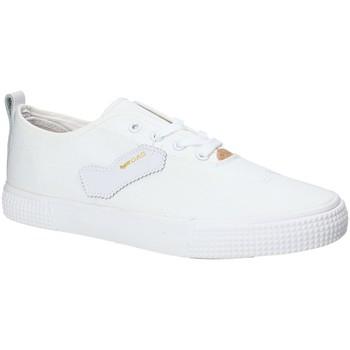 Sapatos Homem Sapatilhas Gas GAM810111 Branco