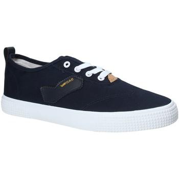 Sapatos Homem Sapatilhas Gas GAM810111 Azul