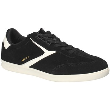 Sapatos Homem Sapatilhas Gas GAM817000 Preto