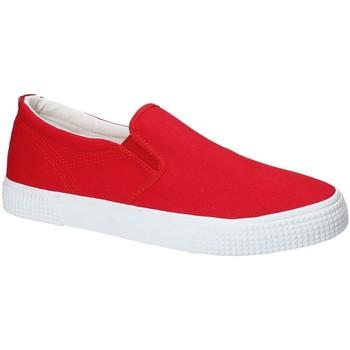 Sapatos Homem Slip on Gas GAM810165 Vermelho