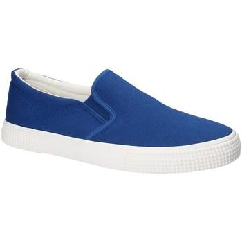 Sapatos Homem Slip on Gas GAM810165 Azul
