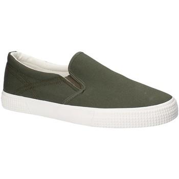Sapatos Homem Slip on Gas GAM810165 Verde