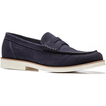 Sapatos Homem Mocassins Stonefly 110777 Azul