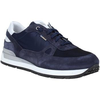 Sapatos Homem Sapatilhas Exton 993 Azul