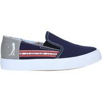 Sapatos Rapaz Slip on U.s. Golf S19-SUK403 Azul