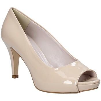 Sapatos Mulher Escarpim Grace Shoes 738I001 Bege