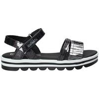 Sapatos Rapariga Sandálias Melania ME6087F8E.A Preto