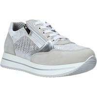 Sapatos Mulher Sapatilhas IgI&CO 5164522 Prata