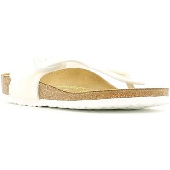 Sapatos Criança Chinelos Birkenstock 847223 Branco