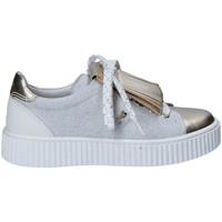 Sapatos Rapariga Sapatilhas Nero Giardini P830160F Branco